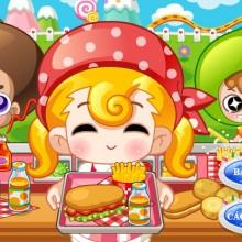 Game Nhặt bánh ngọt