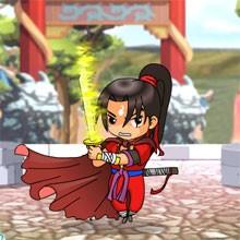 Game Samurai nhí