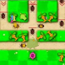 Game Bảo vệ khu vườn