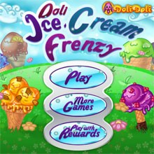 Game Doli bán kem
