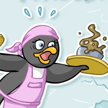 Game Nhà hàng chim cánh cụt