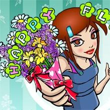 Game Tiệm hoa hạnh phúc