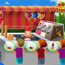 Game Tiệm kem cu Tý
