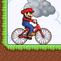 Game Mario lái xe đạp