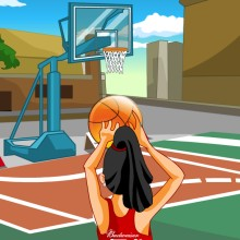 Game Omlypic bóng rổ