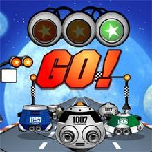 Game Tàu đua vũ trụ