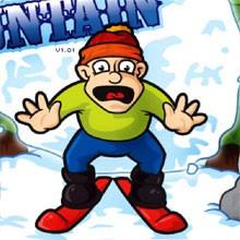 Game Trượt tuyết II