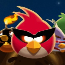 Game Angry birds lái xe