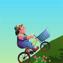 Đạp xe hái quả