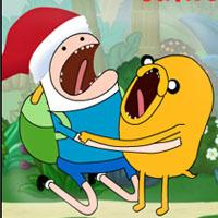 Game Adventure Time Cuộc Chiến Giáng Sinh