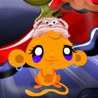 Game Chú Khỉ Buồn Tìm Trứng
