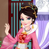 Game Elsa Du Lịch Trung Hoa