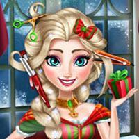 Game Elsa Vui Giáng Sinh
