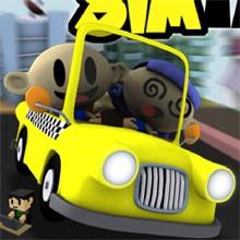 Game Lái taxi