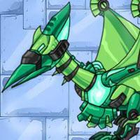 Game Lắp Ráp Robot Ptera