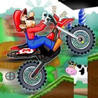 Game Mario Đua Xe