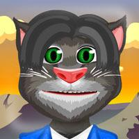 Game Mèo Tom Làm Tóc