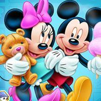 Game Mickey Và Minnie Phiêu Lưu 2