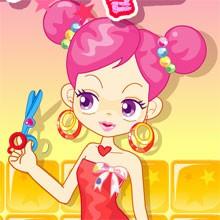 Game Nhà tạo mẫu tóc Sue