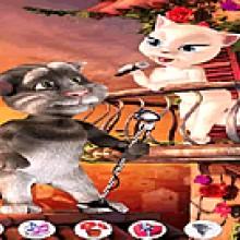 Game Talking Tom Cat 4