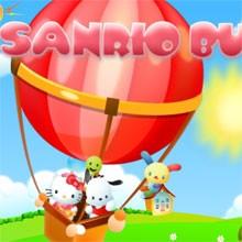 Game Hello Kitty nhảy dù