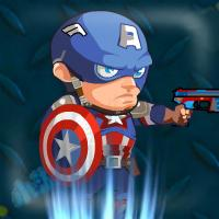 Game Avengers Hạ Gục Zombies