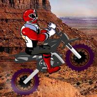 Game Siêu Nhân Lái Moto