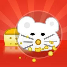 Game Chú chuột tham ăn