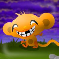 Game Chú Khỉ Buồn Ở Đảo Hoang