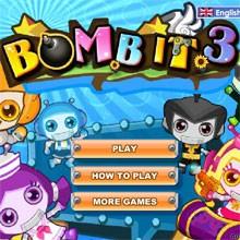 Game Đặt bom 3