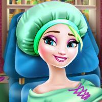 Game Elsa Sinh Baby
