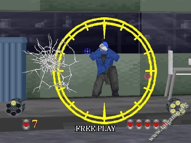 Game Giải cứu con tin