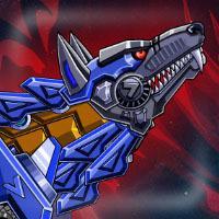 Game Lắp Ráp Robot Slayer Wolf