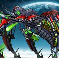 Game Lắp Ráp Robot Tarantula