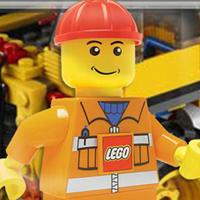 Game Lego Lái Xe Tải