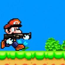 Game Mario bắn súng