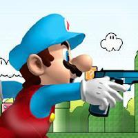 Game Mario Bảo Vệ Thành