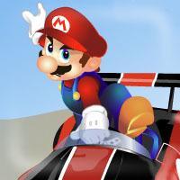 Game Mario Tốc Độ