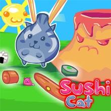 Game Mèo sushi