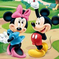 Game Mickey Và Minnie