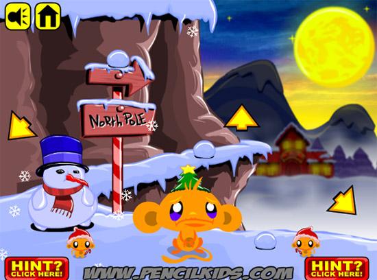 Game Trò chơi ở bắc cực