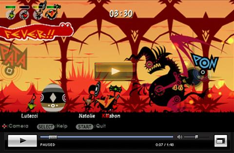 Game Patapon 2
