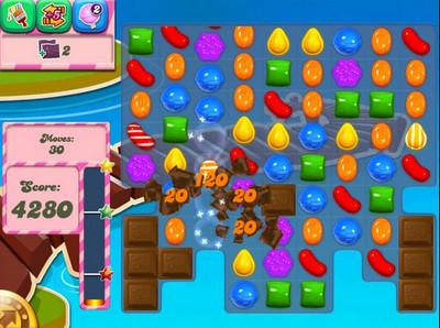 Game Sắc màu kẹo ngọt