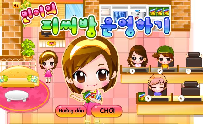 Game Tiệm net của Mimi