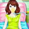Game Barbie bị cảm