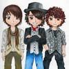Game Chọn trang phục cùng Jonas Brothers
