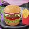 Game Hamburger gà