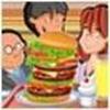 Game Tiệm hamburger của Sissi