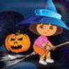 Game Dora phiêu lưu Halloween