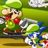 Game Mario Sonic Diệt Zombie